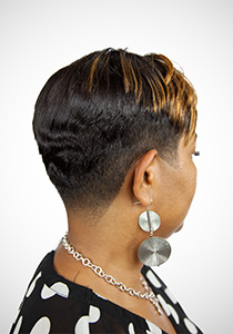 Relaxed Hair Taper One Day Access
