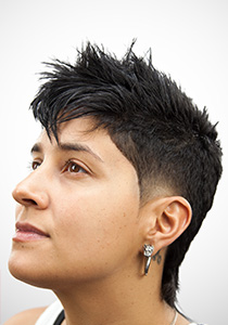 Modern Retro Taper Mullet One Day Access