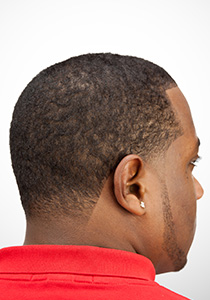 Number Two Taper (TEMPLE Fade, Blowout) Haircut One Day Access